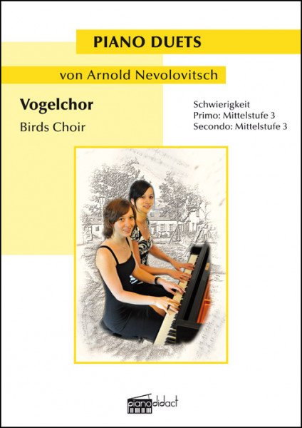 Vogelchor (Piano Duets)