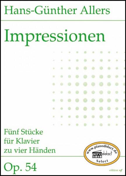 Impressionen Op. 54