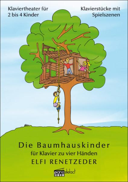 Baumhauskinder vierhändig