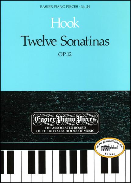 Twelve Sonatinas OP.12