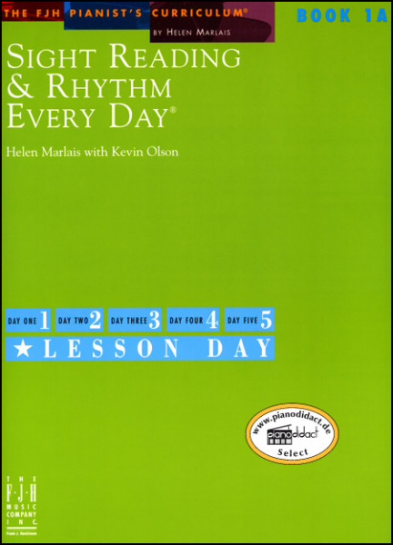 Sight Reading & Rhythm Book 1A