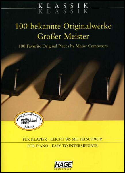 100 bekannte Originalwerke Großer Meister