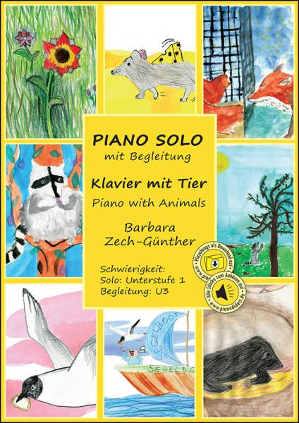 Klavier mit Tier (Piano Solo)