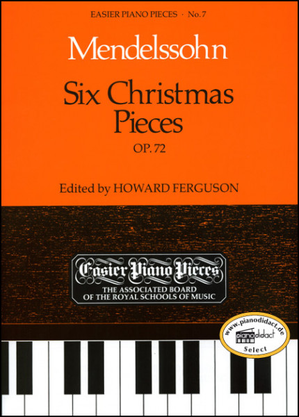 Six Christmas Pieces