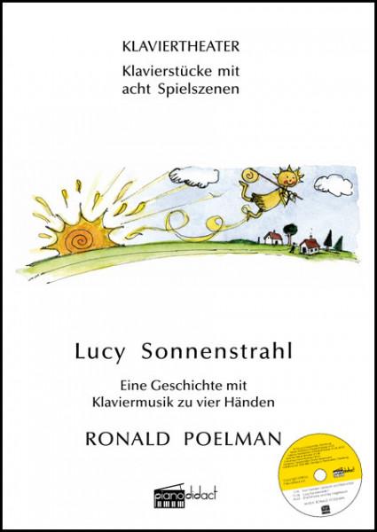 Lucy Sonnenstrahl (mit CD)