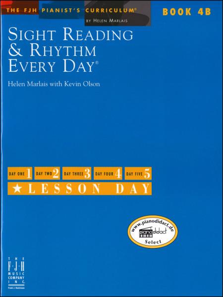 Sight Reading & Rhythm Book 4B