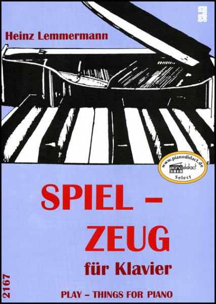Spiel-Zeug für Klavier