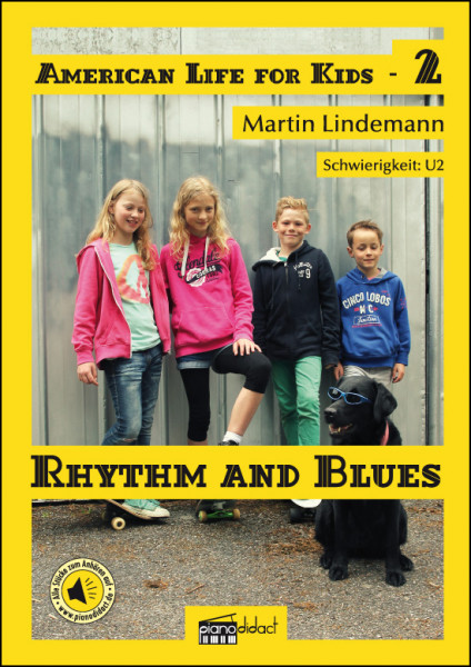 American Life for Kids - 2 (Rhythm and Blues)