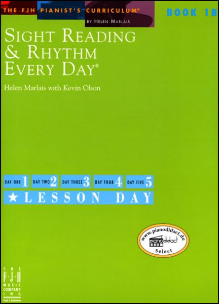 Sight Reading & Rhythm Book 1B