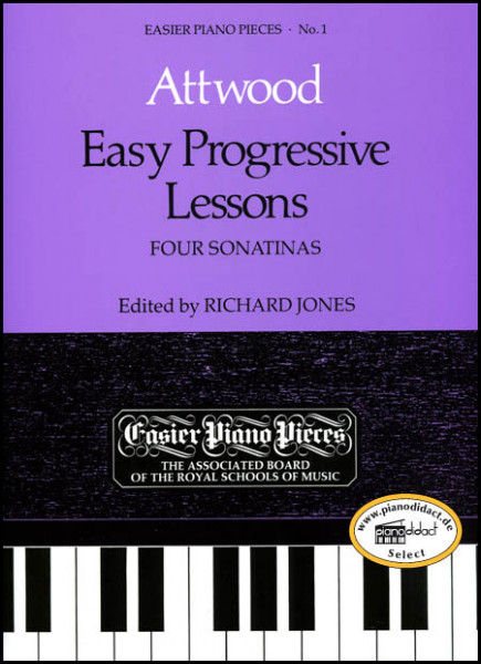 Easy Progressive Lessons