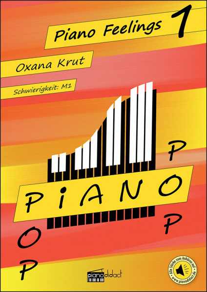 Piano Feelings 1 (Piano Pop) Cover