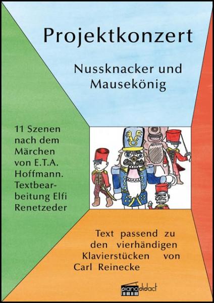 Projektkonzert Nußknacker und Mausekönig