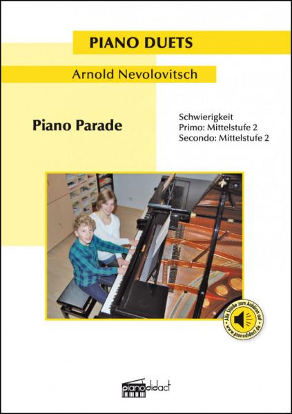 Piano Parade (Piano Duets)