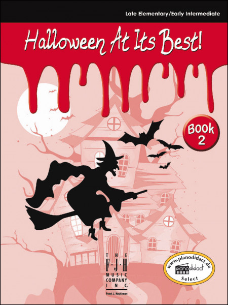 Halloween At Its Best! Book 2