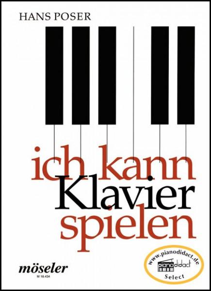 Ich kann Klavier spielen - Band 1