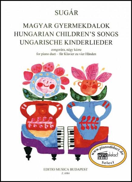 Ungarische Kinderlieder