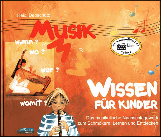 Musikwissen für Kinder