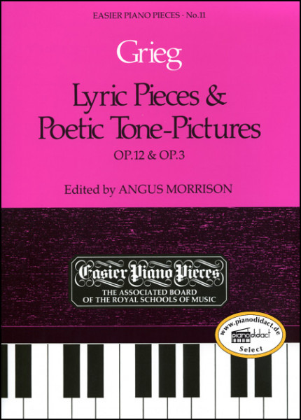 Lyric Pieces & Poetic Tone-Pictures