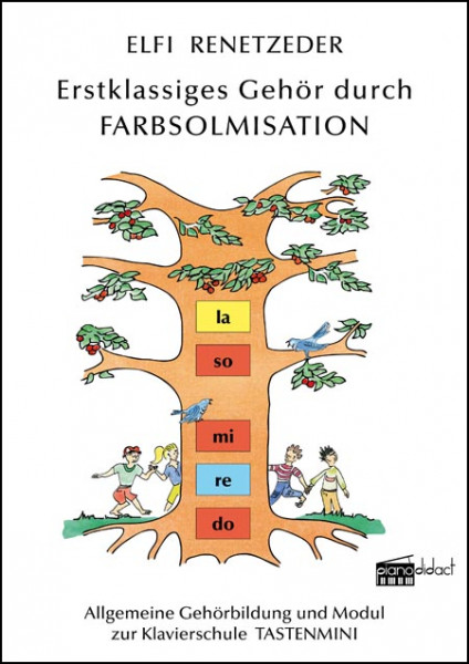 Farbsolmisation - Heft Allgemeine Gehörbildung