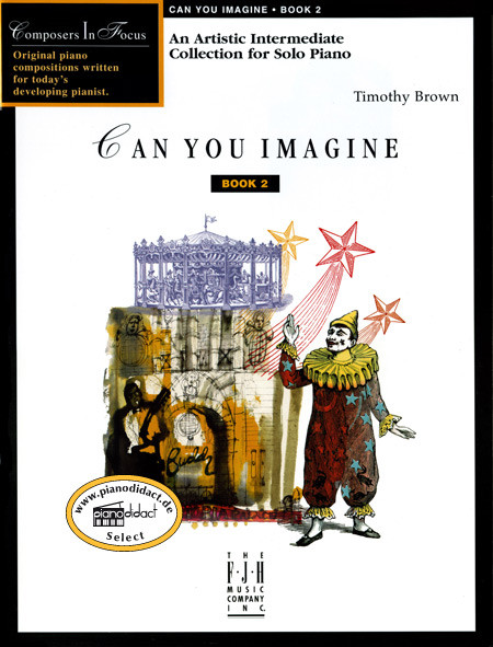Can You Imagine, Book 2