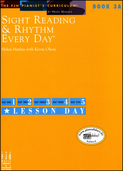 Sight Reading & Rhythm Book 3A