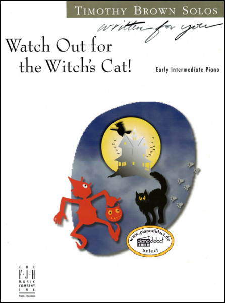 Watch Out for the Witch's Cat!