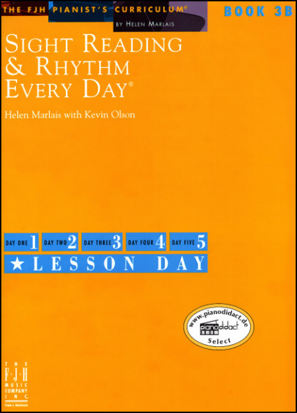 Sight Reading & Rhythm Book 3B