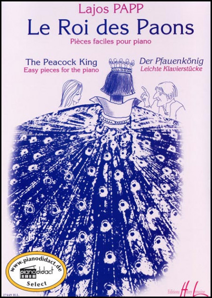 Der Pfauenkönig