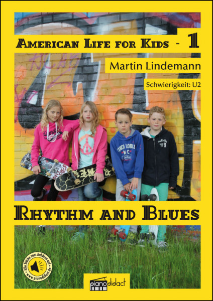American Life for Kids - 1 (Rhythm and Blues)