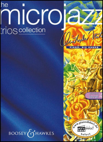 the microjazz trios collection level 4