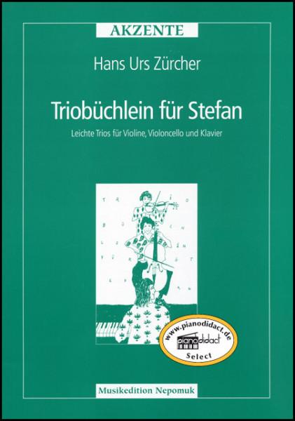 Triobüchlein für Stefan