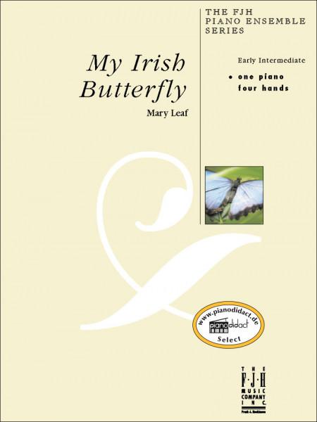My Irish Butterfly