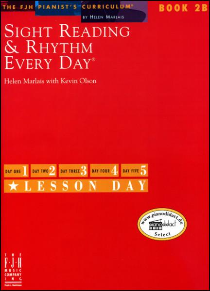 Sight Reading & Rhythm Book 2B