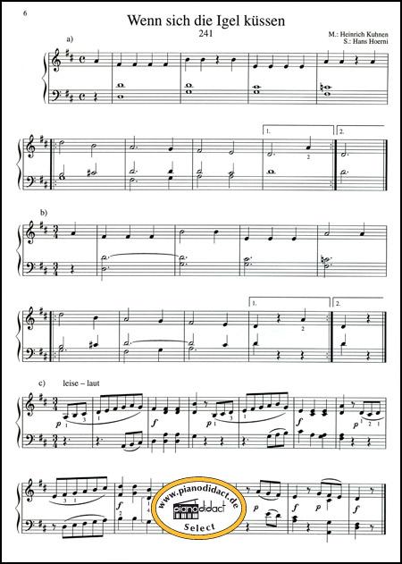 Der Kolibri Am Klavier
