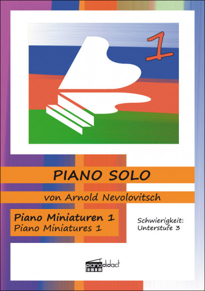 Piano Miniaturen 1 (Piano Solo)
