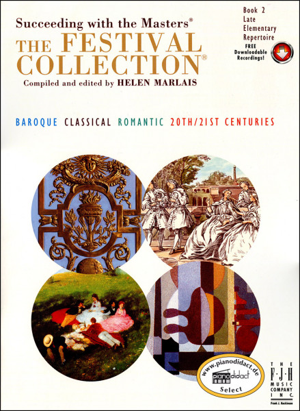 The Festival Collection® Book 2