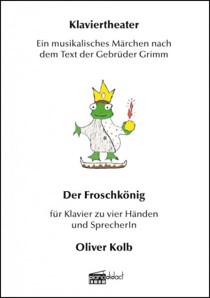 Der Froschkönig - Deutsche Ausgabe