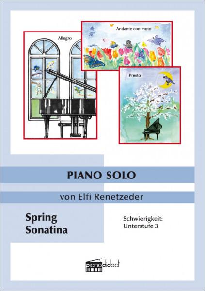 Spring Sonatina (Piano Solo)