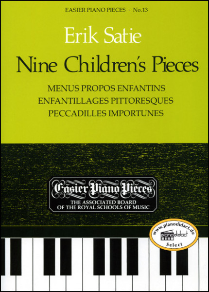 Nine Children Pieces