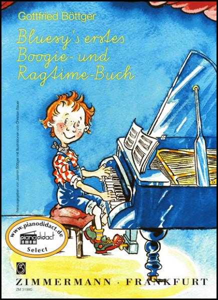 Bluesy´s erstes Boogie- und Ragtime-Buch