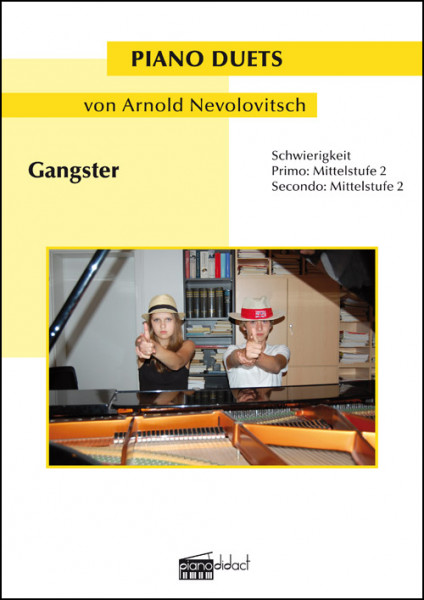 Gangster (Piano Duets)