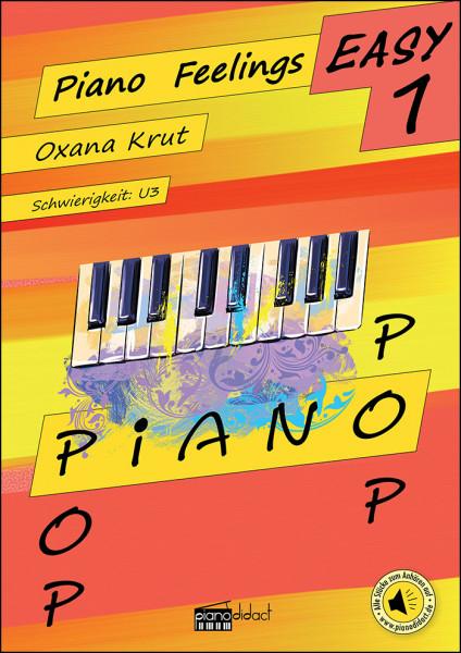Piano Feelings Easy 1 (Piano Pop)